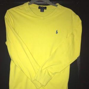 Ralph Lauren Cotton Long Sleeve T-Shirt